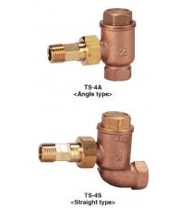 MODEL : TS-4 BẨY HƠI  YOSHITAKE- NHẬT -Bẩy hơi - TS-4